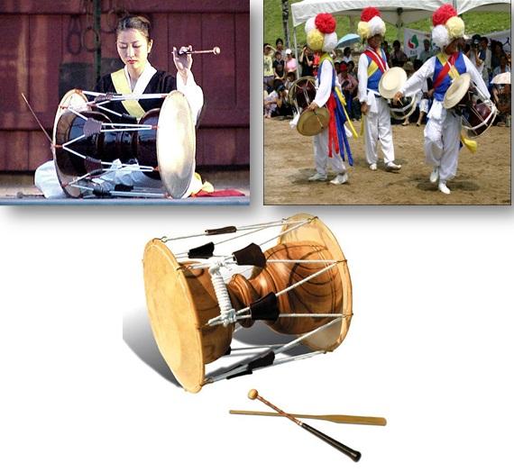 Cara memainkannya sama seperti drum pada umumnya, dengan menggunakan 2 ...
